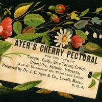 The False Advertising of Sophistically Decorated, 19th-Century Pharmaceutical Trade Cards